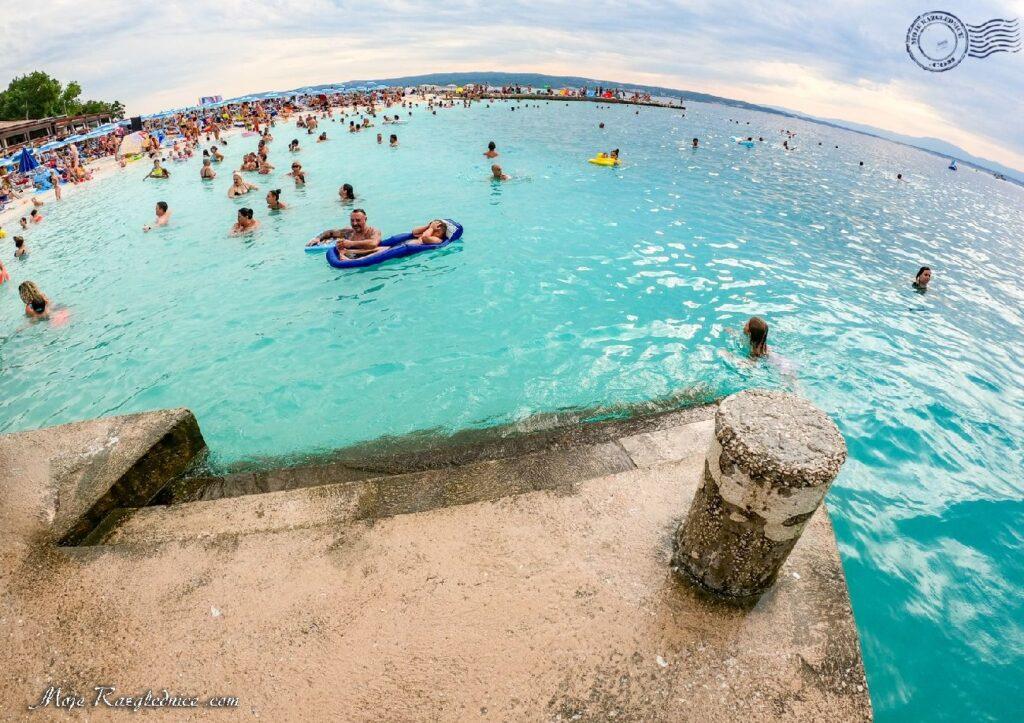 Plaža Rokan