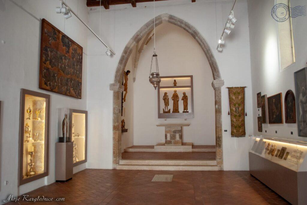 Punat i Košljun, Franjevački samostan, Croatia