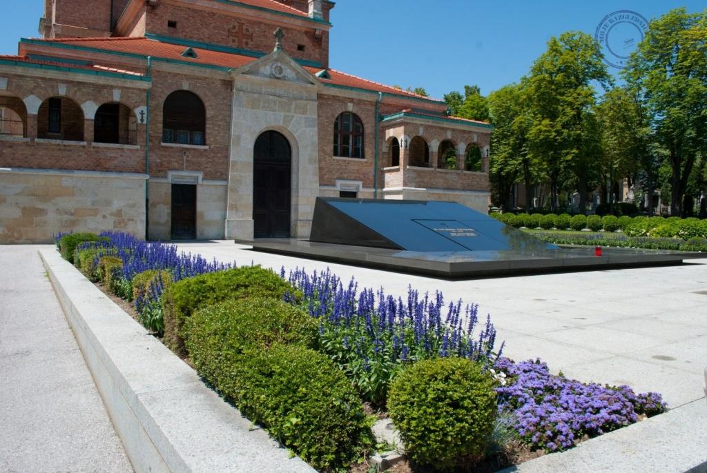 Grob dr. Franje Tuđmana