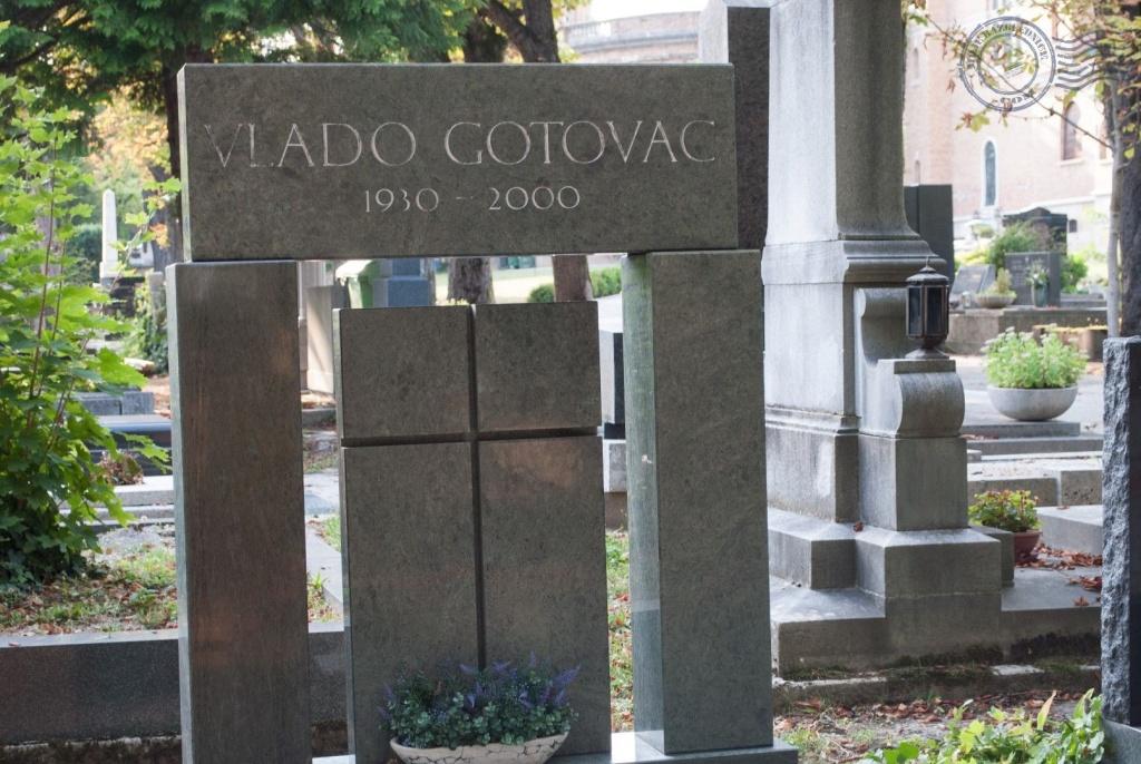 Grob Vlade Gotovca, Vlado Gotovac