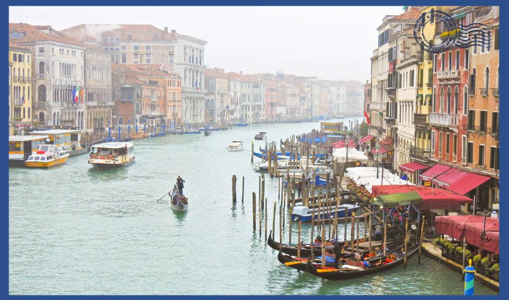Venecija, grad na vodi - Italija putopis