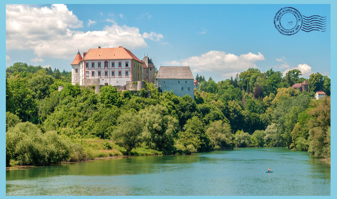 Stari grad Ozalj - Putopis