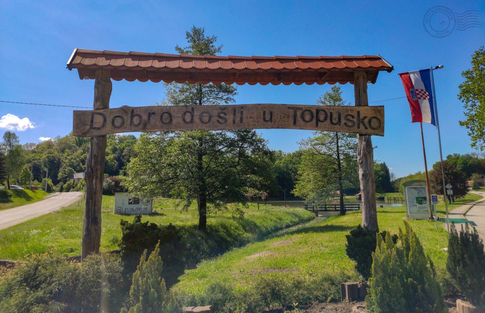 Topusko i Hrvatsko Selo